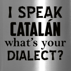 catalan dialect - Travel Mug