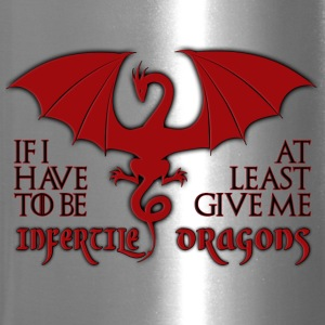 Consolation Dragons - Travel Mug