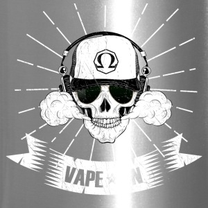 Vape Skull Vape On - Vaping Vaper Vapor Subohm - Travel Mug