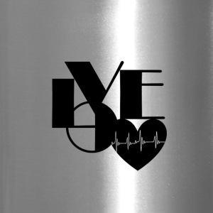 Love Black Nurse - Travel Mug