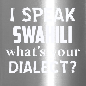 SWAHILi dialect - Travel Mug