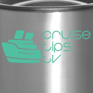 CruiseTipsTV Logo Mike's Way - Travel Mug