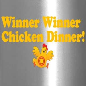 Winner Winner Chicken Dinner - Travel Mug