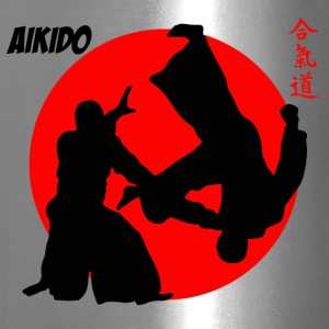 Aikodo Japanese Martial Arts Shirt - Travel Mug