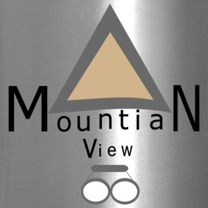 mountain view - Travel Mug
