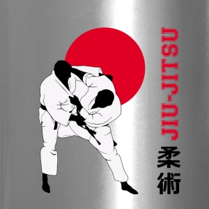 jiu-jitsu japanese martial arts - Travel Mug