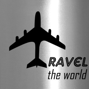 travel the world - Travel Mug