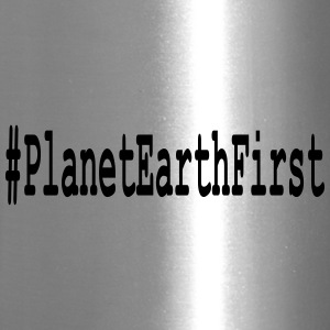 PlanetEarthFirst (variable color!) - Travel Mug