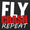 flycrashrepeat - Snap-back Baseball Cap
