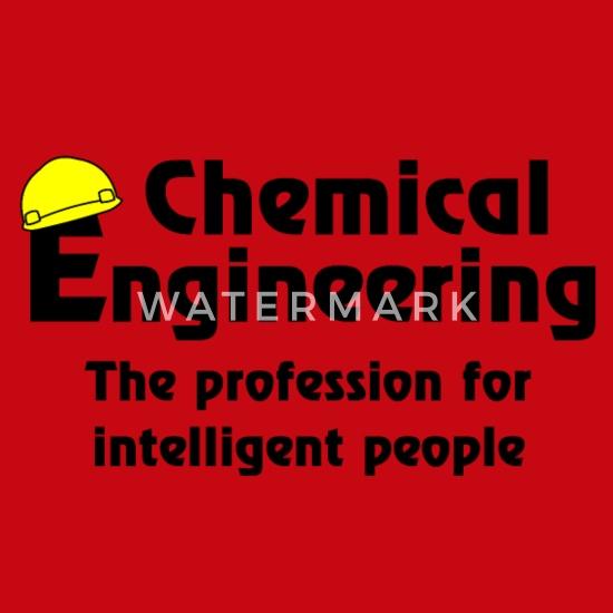 Smart Chemical Engineer Snap-back Baseball Cap - red