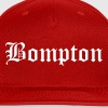 bompton - Snap-back Baseball Cap