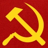 Hammer Sickle Communist - Snap-back Baseball Cap