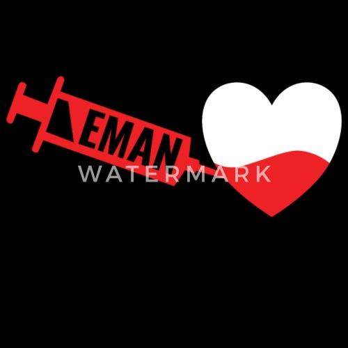islamic t-shirt eman heart Snapback Cap  9cde3f728466
