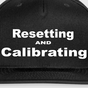 Resetting and Calibrating UAV/FPV Caps and Hats - Snap-back Baseball Cap