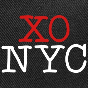 XO NYC - Snap-back Baseball Cap
