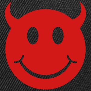 Smiley Devil Face