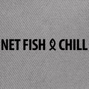 Netfish and Chill 1 - Snap-back Baseball Cap