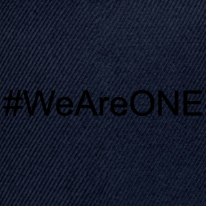 we_r_one - Snap-back Baseball Cap
