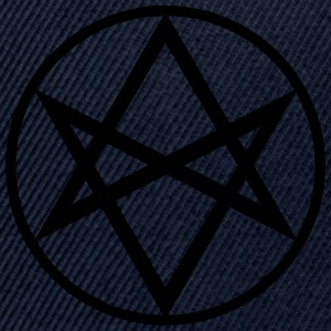 Antivist Hexagram - Snap-back Baseball Cap