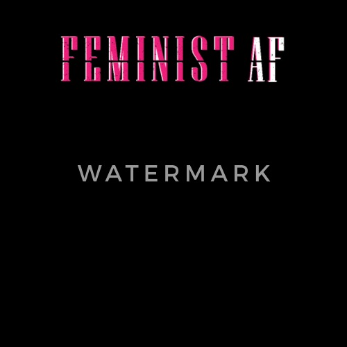 e8fadbaf8fdd6 Design. Front. Design. Front. Design. Design. Front. Female Caps - Feminist  AF - Feminism - Pro-Women Shirts - Snapback ...
