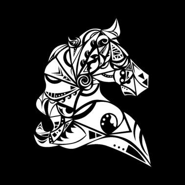 7dfff2f4 Hawaiian Tribal Ray Snapback Cap | Spreadshirt