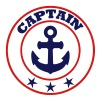 captain sailing capt'n sail crew - Men's Premium T-Shirt