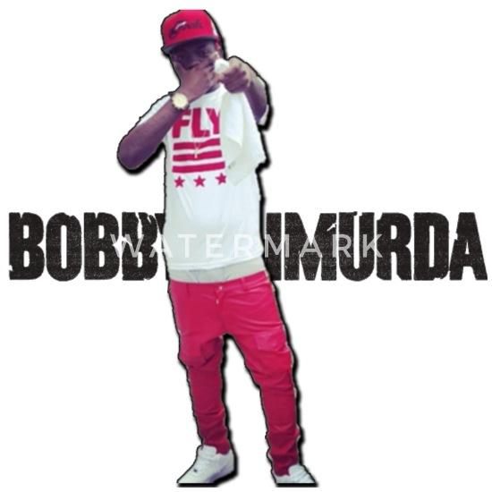 Bobby Shmurda T-Shirt Men's Premium T-Shirt   Spreadshirt