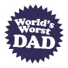 Worlds Worst Dad - Men's Premium T-Shirt