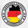 Germany Leipzig LDS Mission Flag Map - Called to Serve - Men's Premium T-Shirt