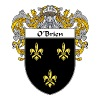obrien_coat_of_arms_mantled - Men's Premium T-Shirt