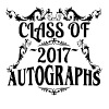 CLASS OF 2017 Autograph Tshirt - Men's Premium T-Shirt