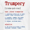 Trumpery Definition - Men's Premium T-Shirt