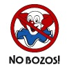 NO BOZOS! - Men's Premium T-Shirt