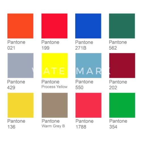 Pantone Colors By Block33 Spreadshirt