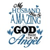 My husband was so amazing god made him an angel - Men's Premium T-Shirt