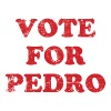 Vote for Pedro - Men's Premium T-Shirt