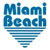Miami Beach Art Deco T-Shirt - Men's Premium T-Shirt