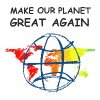 Make Our Planet Great Again - T-Shirt - Men's Premium T-Shirt