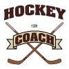 Hockey Coach T-Shirt - Men's Premium T-Shirt
