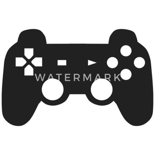 Controller Game Pad Gaming Symbol Icon Gift By Spreadshirt