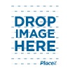 DROP IMAGE HERE - Placeit Design - Men's Premium T-Shirt