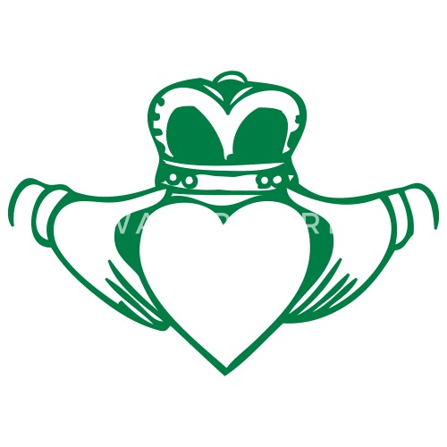 Irish Ireland Claddagh By Bespoketech Spreadshirt