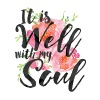 It is Well With My Soul - Plus Size - Men's Premium T-Shirt