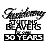 TAXIDERMY - TAXIDERMY STUFFING BEAVERS FOR OVER - Men's Premium T-Shirt