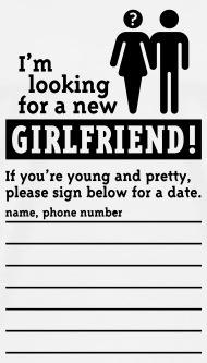 Looking a girlfriend