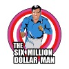 The Six Million Dollar Man - Men's Premium T-Shirt