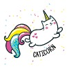 CATiCORN like Unicorn - Men's Premium T-Shirt