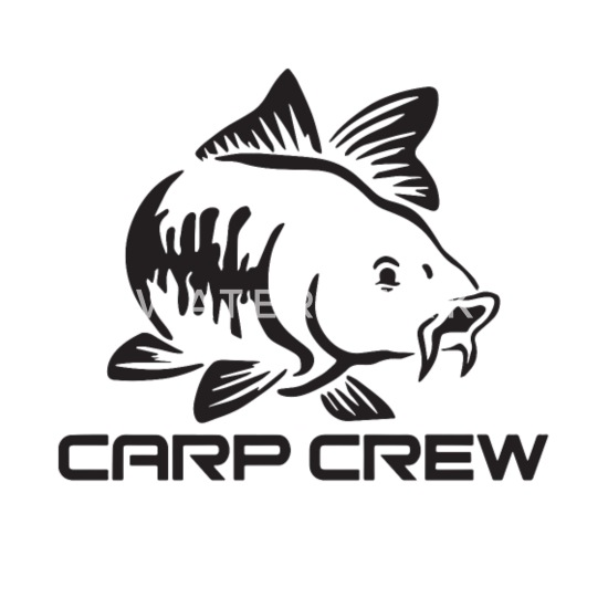 Personalised Carp Crew Hoodie big carp fishing carp angling HOODIES