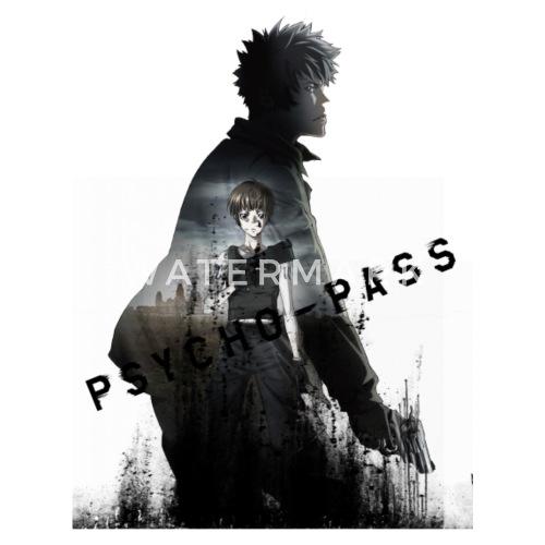 Psycho Pass The Movie Wear Mens Premium T Shirt Spreadshirt