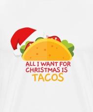 Christmas tacos